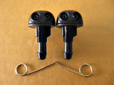 FORD COURIER RANGER M/D BRAVO B2500 98-06 WINDSHIELD WASHER NOZZLE JET 2Pcs.si64