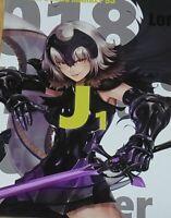 J STUDIO Fate FGO Color Fan Art Book J1