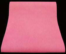 05537-90-) 3 Rollen moderne Papier Tapeten mit Struktur in rosa