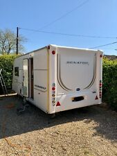 Bailey senator Vermont caravan.2 berth.Great Condition, Hardly Used, Awning 2008