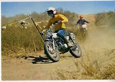 MOTOCICLISMO Motocross anni '70 gara NV perfetta moto scrambler ducati ktm
