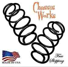 "2000-2006 Tahoe Yukon Escalade Avalanche Suburban 2"" R Lowering Coil Springs Kit"