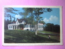 Nova Scotia Printed Collectable Canadian Postcards