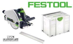 Festool Tauchsäge TS 55 REBQ Plus FS 1400/2 Nr. 561580 im Systainer Handkreissäg