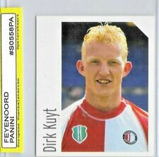 2005 DIRK KUYT FEYENOORD ROTTERDAM panini Voetbal 05 - Mint CARD