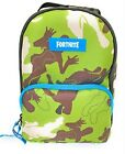 Fortnite Magnify Insulated Lunch Bag, Green Camo Pattern Lunch Box, Lunchbox