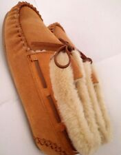 Tamarac by Slippers Women's Molly Mid Blitz Slippers Bootie Chestnut Size 7Wide