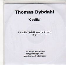 (EE427) Thomas Dybdahl, Cecilia - 2010 DJ CD
