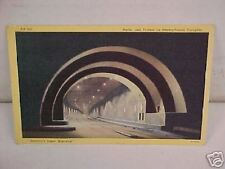 Portal And Tunnel On Pennsylvania Turnpike