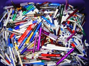 LOT OF 76 NEW RETRACTABLE BALLPOINT PENS office school ships free!