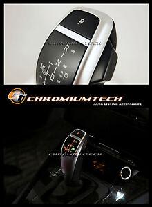 2004-06 Facelift BMW E53 X5 SILVER LED Shift Gear Knob for RHD w/Position Light