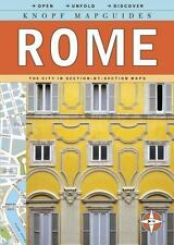 Knopf MapGuide: Rome: By Knopf Guides
