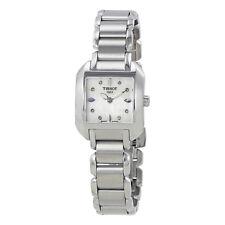 Tissot T-Trend T-Wave Diamond Ladies Watch T02.1.285.74