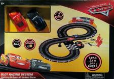 Disney Pixar Cars Slot Racing System Lightning McQueen VS Jackson Storm