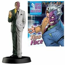 DC Superhero Best of Figure Collection Magazine #19 Two-Face-Eaglemoss NEW