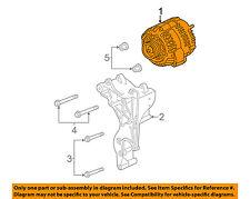 GM OEM-Alternator 25877026
