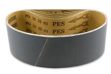 3 X 21 Inch 600 Grit Silicon Carbide Sanding Belts, 8 Pack