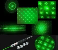 Grade A  Astronomy 6 IN 1 Green Laser Pointer 5 MW