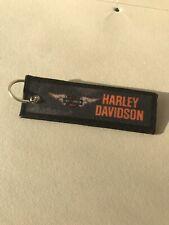 HARLEY DAVIDSON MOTORCYCLES KEY RING KEYCHAIN Present Gift