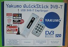 Yakumo QuickStick DVB-T USB Empfänger OVP