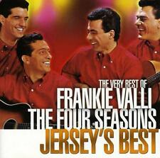 Frankie Valli and The Four Seasons Jersey's Best 2CD Greatest Hits Orig Recordings
