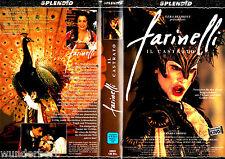 VHS -- FARINELLI - Il Castrato -- (1994) - Stefano Dionisi