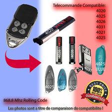 Sommer 4020 TX 03-868-4 de rechange de la télécommande 868.8Mhz rolling code