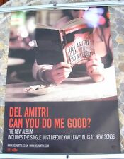 DEL AMITRI Can You Do Me Good 2002 promo poster 30 x 20  original