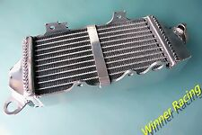 Fit KAWASAKI KX80 KX 80 1989 1990 ALUMINUM ALLOY RADIATOR 40MM CORE