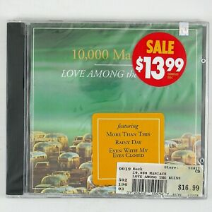 10,000 MANIACS Love Among The Ruins CD 1997 ALT/INDIE (SEALED/UNPLAYED)