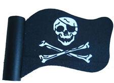 Pirate Flag Antenna Topper Ball