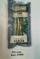 NEW ABB SEWER CHART RECORDER SINGLE RELAY MODULE PX105-0236