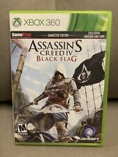 Assassin's Creed IV Black Flag Xbox 360 Game - EXCELLENT Tested - Free Shipping