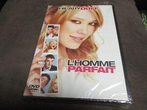 "DVD NEUF ""L'HOMME PARFAIT"" Hilary DUFF, Heather LOCKLEAR"
