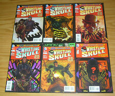 JSA Liberty Files: the Whistling Skull #1-6 VF/NM complete series - tony harris