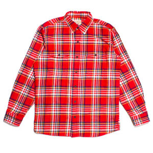 Red Head Brand Red Plaid Premium Flannel Shirt