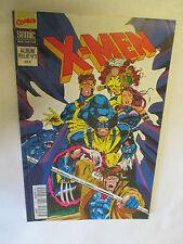 Album X-Men Numéro 5 (Contient les numéros 9 et 10) /Semic Marvel Comics