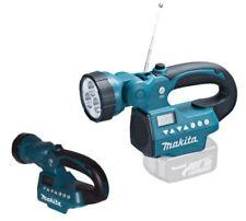 Makita BMR050 Akku Radio Lampe 14,4V & 18V Radiolampe Baustellellenradio Radio
