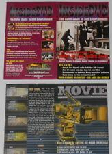 Madonna, Green Day, Minority Report,  Smashing Pumpkins   U.S. promo dvd