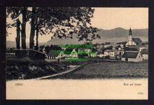 117959 AK Liebau Schlesien 1906 Panorama mit Kirche