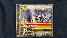 SOLIS STRING QUARTET - METRO'. CD