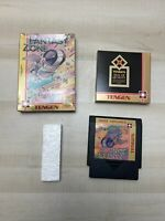 Tengen Fantasy Zone (Nintendo Entertainment System NES) In Box No Manual Tested
