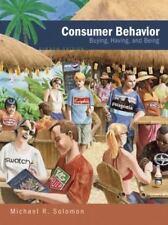 Consumer Behavior (8th Edition) Solomon, Michael R. Hardcover