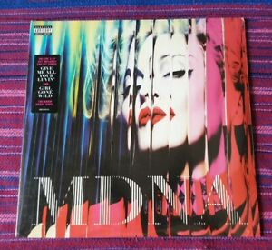 Madonna ~ MDNA( Printed in THE USA ) Lp
