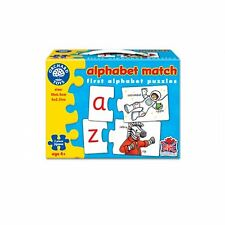 Alphabet Match Orchard Toys First Jigsaw Puzzle ABC Educational Letter Litracy