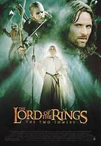 The Lord Of The Rings: The Two Towers Gandalf Plakat