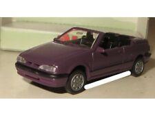 AWM 0279 li Renault R19 Cabrio lila , 1:87 , neu , OVP