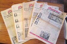 """Rare """"RECORD"""" N°35 du 22 Octobre 1946,en BOXE,CERDAN peut partir pour l'AMERIQUE"""