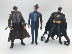 DC Direct Batman Legends of the Dark Knight Set Of 3 Figures