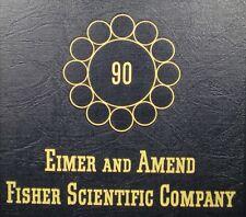Fisher Scientific Catalog ASBESTOS Transite Use in Schools Laboratory 1942